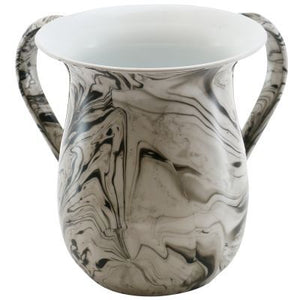 Elegant Marble Coated Design Washing Cup