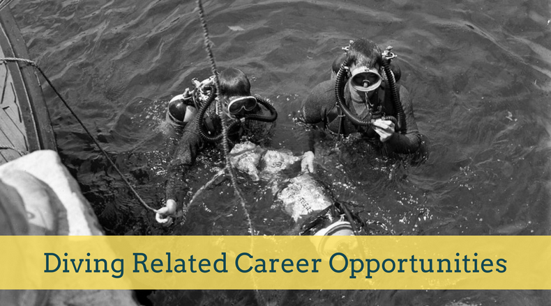 Diving Related Career Opportunities