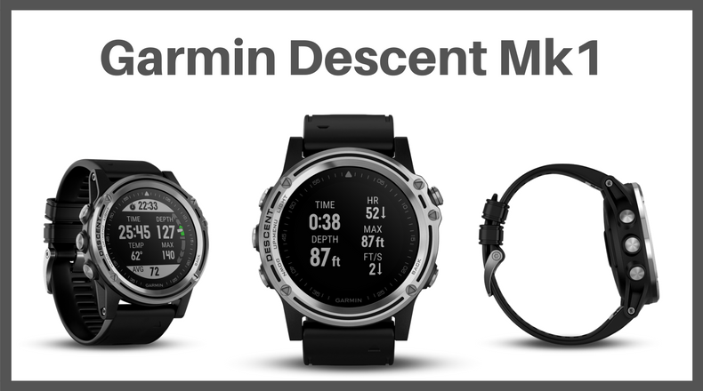 Garmin Descent Mk1 - An All-In-One Watch For The Ultimate Outdoorsman