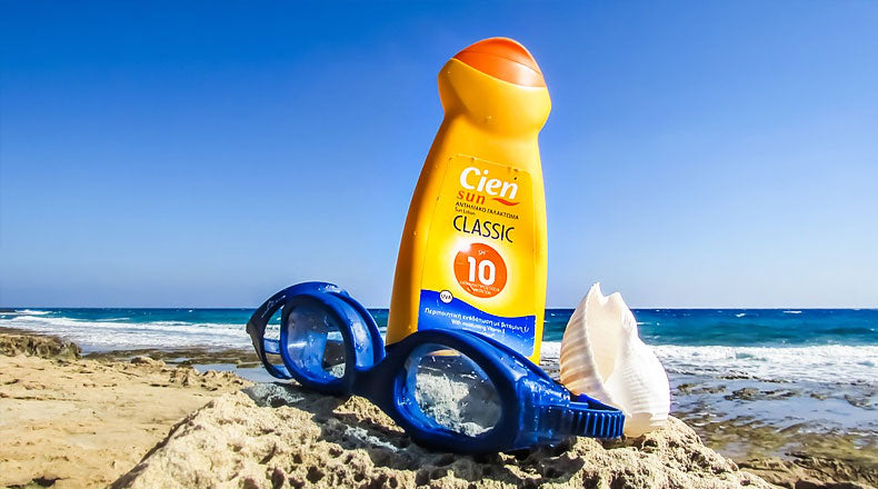 5 Reasons to Use Reef Safe Sunscreen