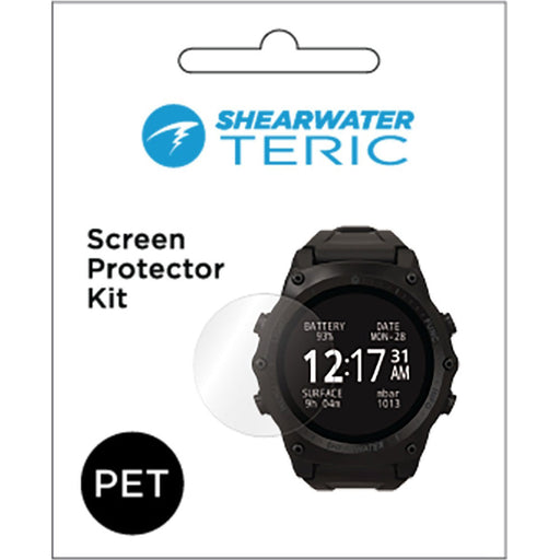 Shearwater Research Teric Screen Protection Kit - DIPNDIVE