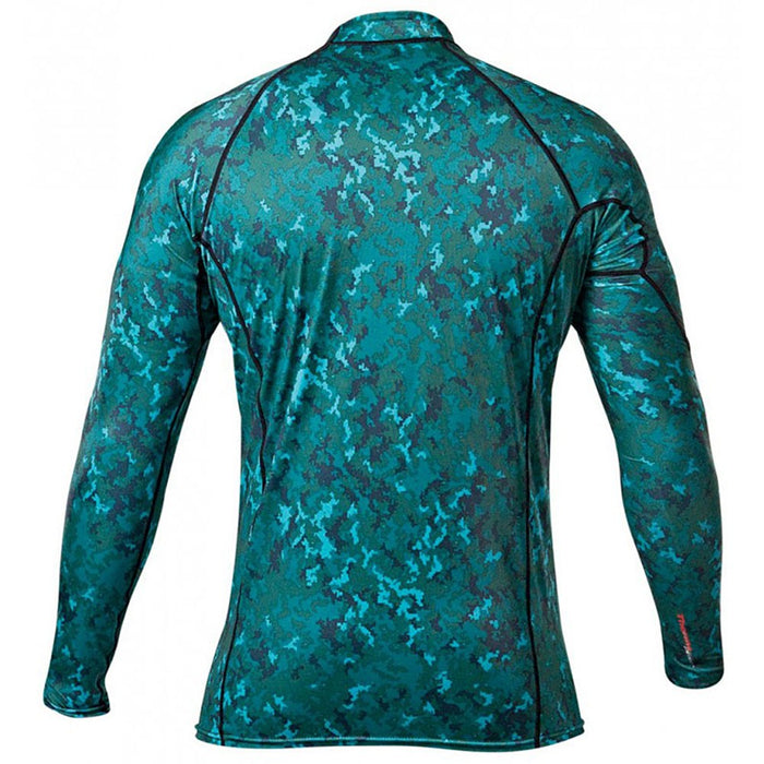 Henderson Men Scuba Lycra Long Sleeve Tropic T-Shirts - DIPNDIVE