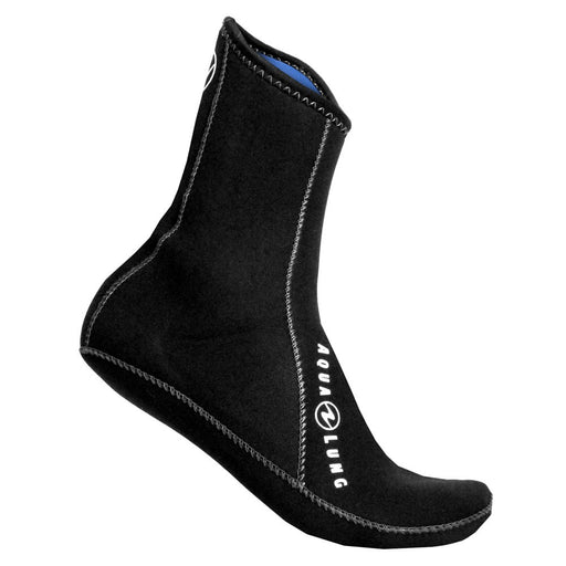 Aqua Lung Ergo Neoprene 3mm High Top Sock - DIPNDIVE