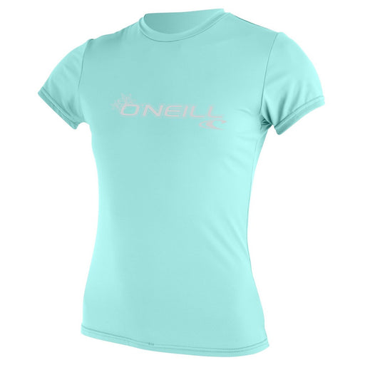 O'Neill Women's Basic Skins Short Sleeve Sun Shirt - DIPNDIVE
