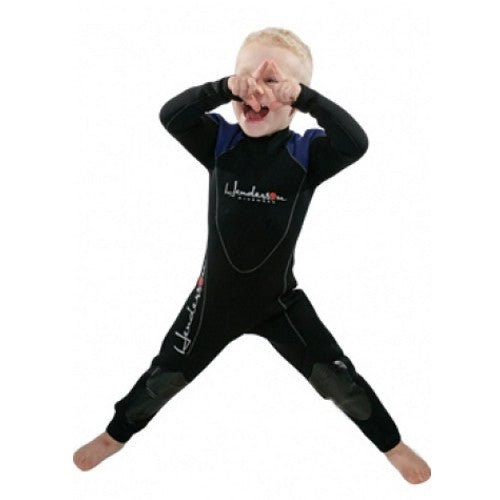 Henderson Child Thermoprene Jumpsuit 3mm Scuba Wetsuit - DIPNDIVE