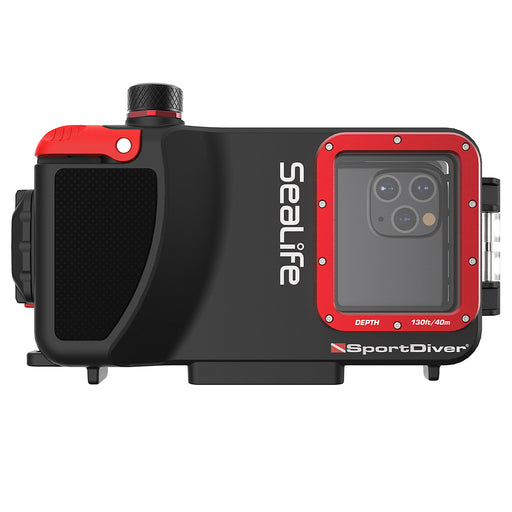 SeaLife SportDiver Underwater Housing for Apple's iPhone - DIPNDIVE