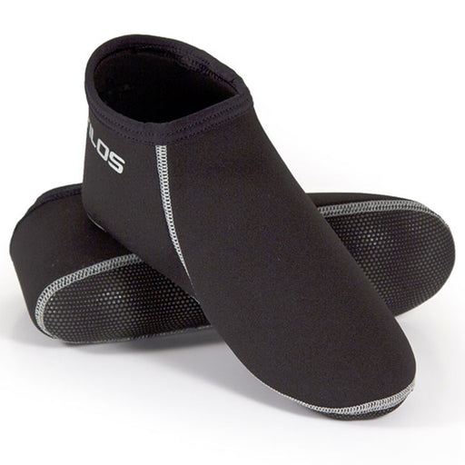 Tilos 3mm Neoprene Low Top Fin Socks - DIPNDIVE