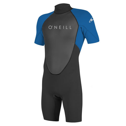 O'Neill Men's Reactor-2 2mm Back Zip Short Sleeve Spring Wetsuit - DIPNDIVE