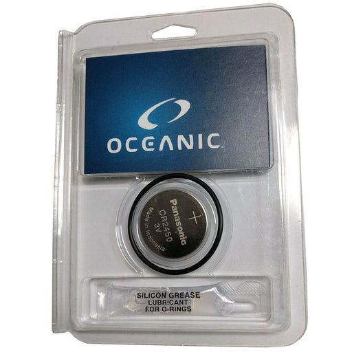 Oceanic Battery Kit for VEO VEO2 VEO 3.0 VER VP VTPR CR2450 - DIPNDIVE