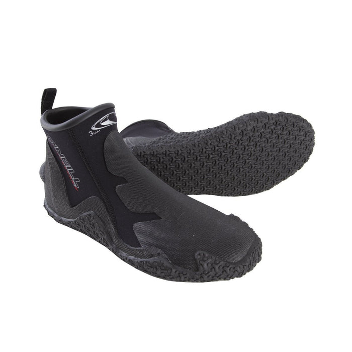 O'Neill Men's 3mm Tropical Dive Booties - DIPNDIVE