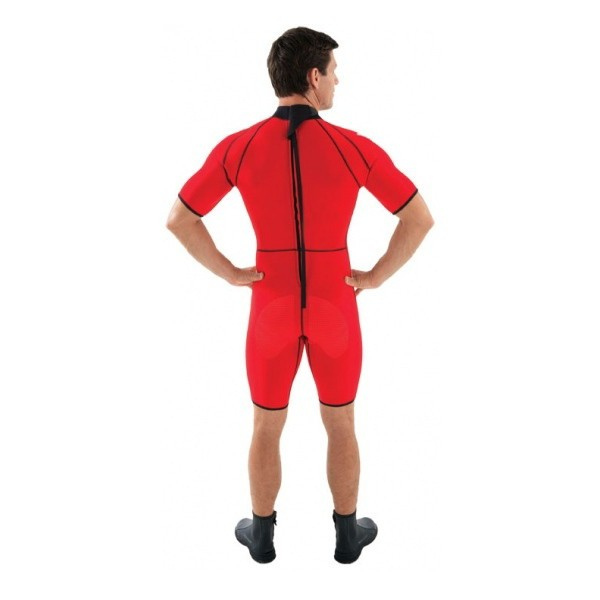 Henderson 3 mm Rescue Swimmer Shorty Wetsuit - DIPNDIVE