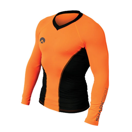 Sharkskin Performance Pro Top Long Sleeve - DIPNDIVE
