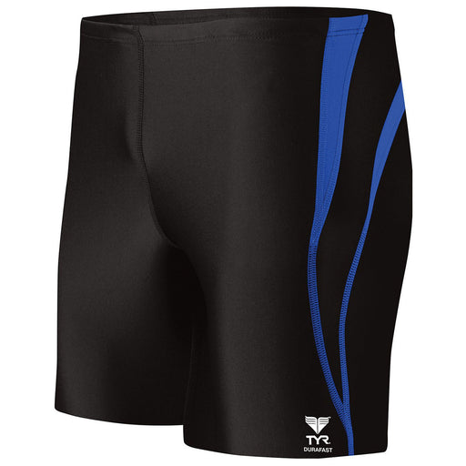 TYR Men's Durafast One Splice Square Leg Swimsuit - DIPNDIVE