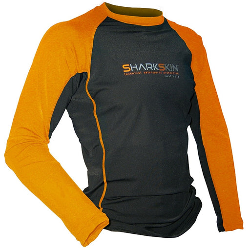 Sharkskin Rapid Dry Long Sleeve Shirt Rash Guard - DIPNDIVE