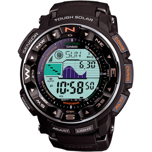 Casio ProTrek PRW2500R-1CR Watch - DIPNDIVE
