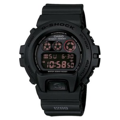 Casio G-Shock DW6900MS-1 Watch - DIPNDIVE
