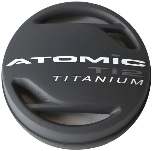 Atomic Aquatics Ti2 Front Cover Dark Gray - DIPNDIVE