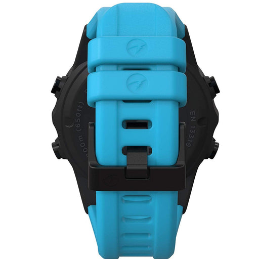 Shearwater Teric Straps And Bezels - Ocean Blue - DIPNDIVE
