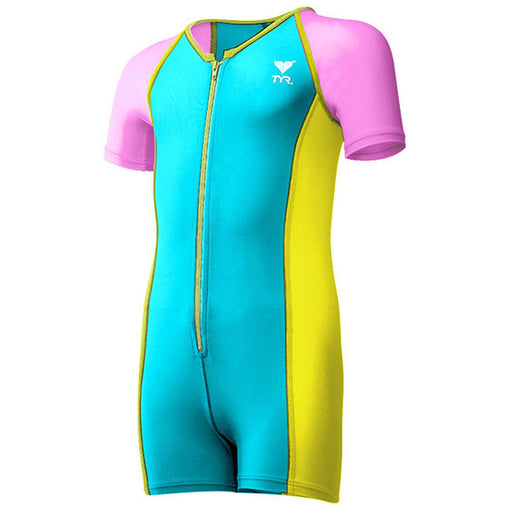 TYR Girls' Solid Thermal Suit - DIPNDIVE