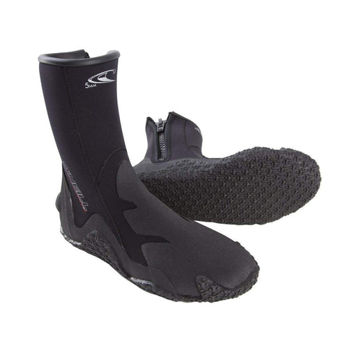 O'Neill Men's 5mm Dive Booties with Zipper - DIPNDIVE