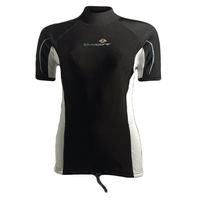 Oceanic Lavacore Women's Scuba Diving Short Sleeve Shirt - DIPNDIVE