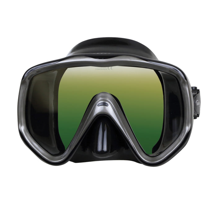 ScubaMax Abaco Single Lens Oversize Dive Mask