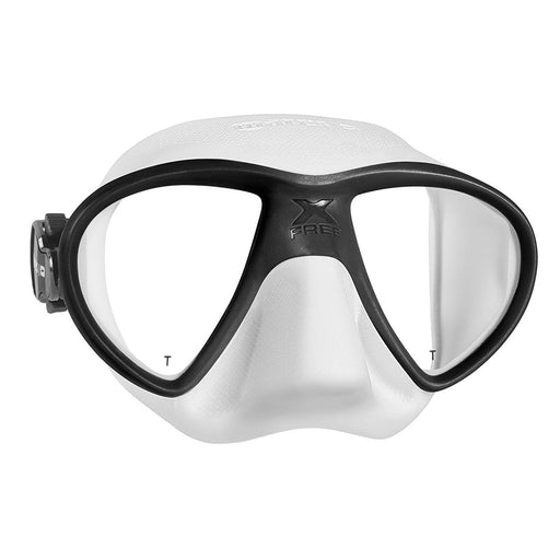 Mares X-Free Spearfishing Freediving Mask - DIPNDIVE