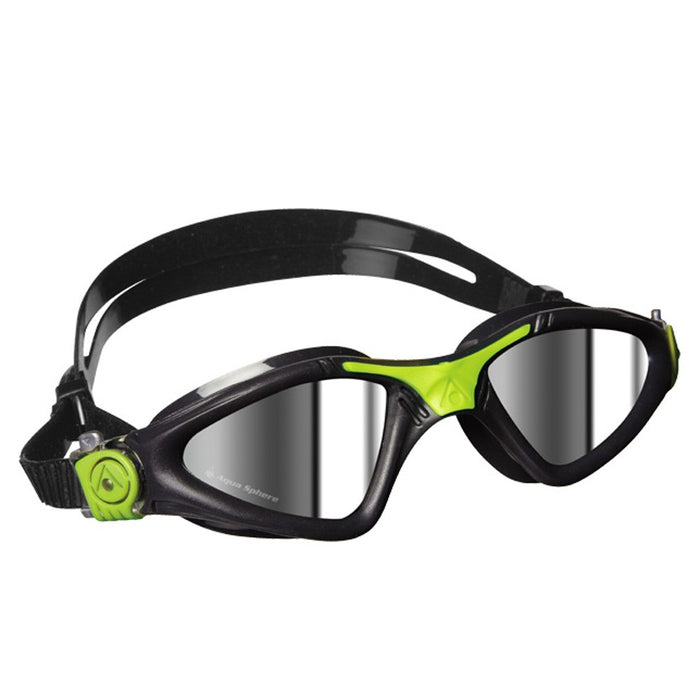 Aqua Sphere Adult Kayenne Mirrored Swim Goggles - DIPNDIVE