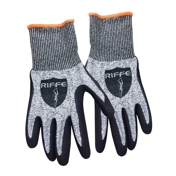 Riffe Holdfast High Performance Cut Resistant Gloves - DIPNDIVE