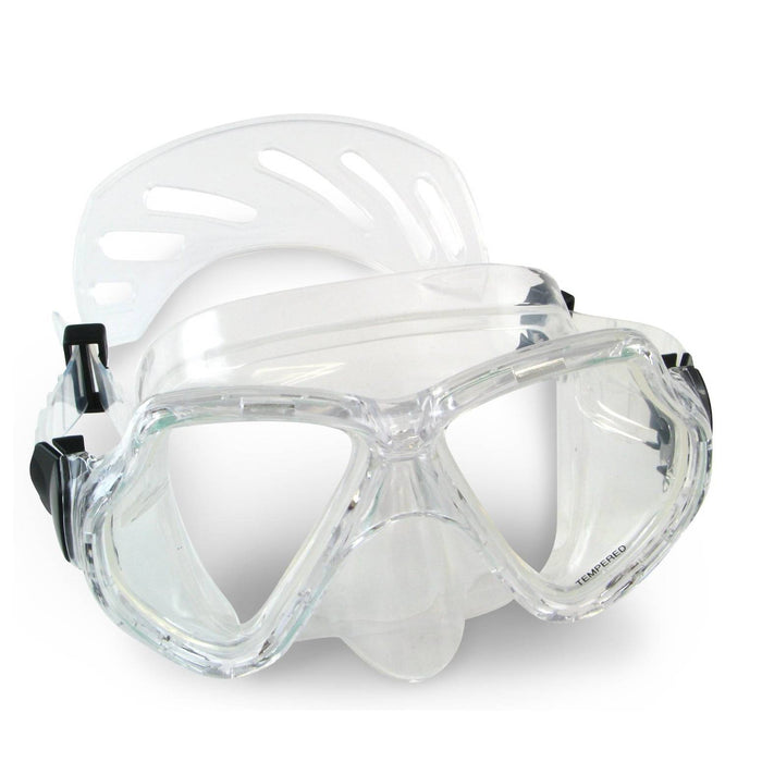 Deep See Mistique Single Lens Scuba Dive Mask - DIPNDIVE