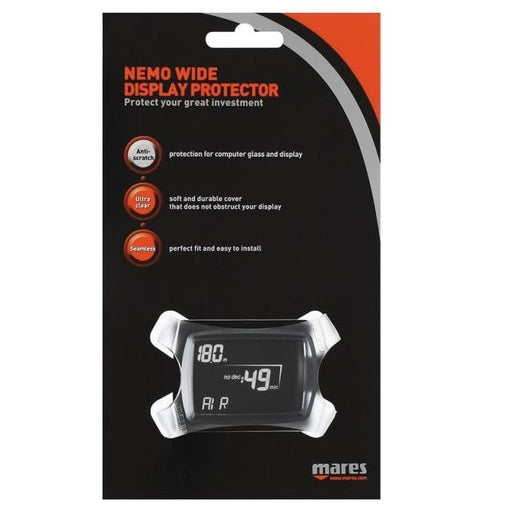 Mares Nemo Wide Display Protector - DIPNDIVE