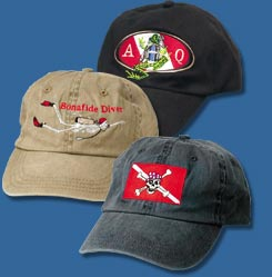 Innovative Licensed Embroidered Hat - Sea Dogs - Skull Crossbones - DIPNDIVE