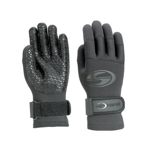 Deep See 5mm Child Thermocline Hook & Loop Cinch  Dive Gloves - DIPNDIVE
