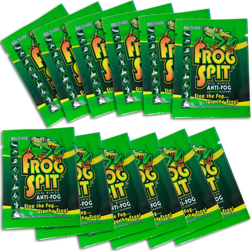 Trident Frog-Spit Anti Fog 12 Pack Accessories - DIPNDIVE