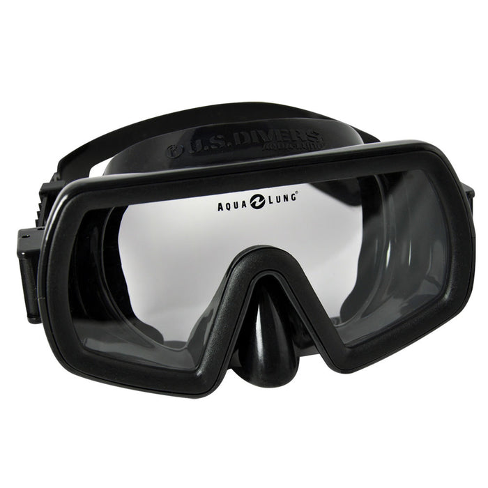 Aqua Lung Maui Black Skirt Mask - DIPNDIVE
