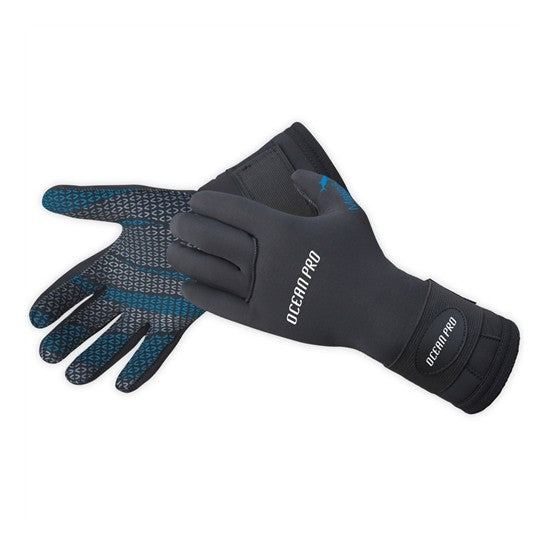 Ocean Pro Mako 5mm Dive Gloves - DIPNDIVE