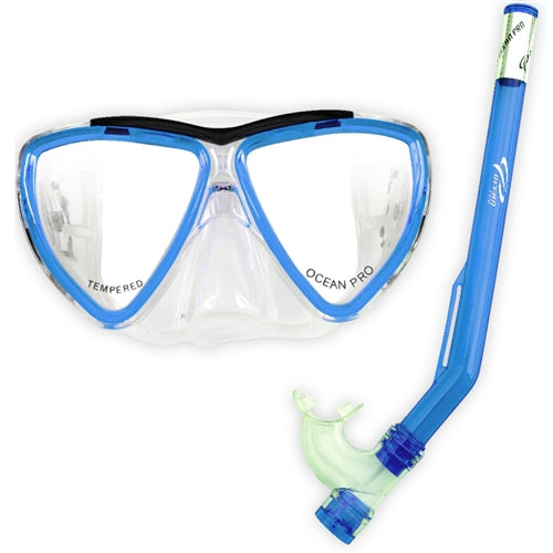 Ocean Pro Tyke Mask and Snorkel Set - DIPNDIVE