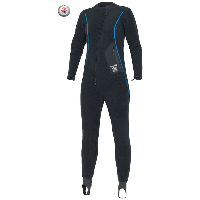 Bare Womens SB System Mid Layer Full - DIPNDIVE