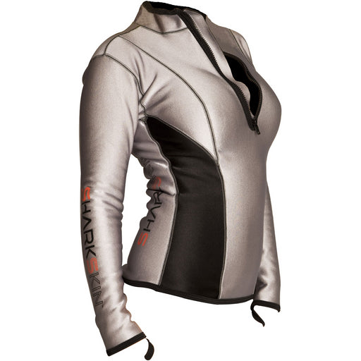 Sharkskin Womens Chillproof Climate Control Long Sleeve Shirt - DIPNDIVE