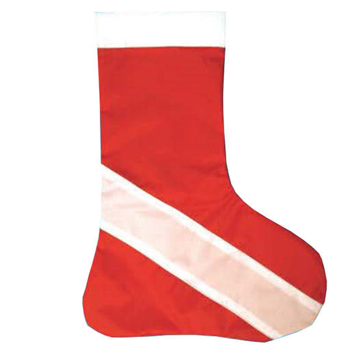 Dive Flag Christmas Stocking - DIPNDIVE