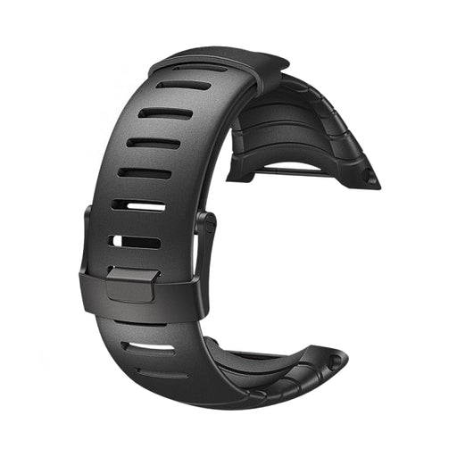 Suunto Core Standard Strap All Black SS014993000 Accessory - DIPNDIVE