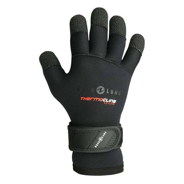 Aqua Lung 3 mm Thermocline Kevlar Gloves - DIPNDIVE