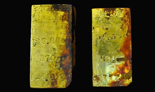 Gold Treasure Recovered