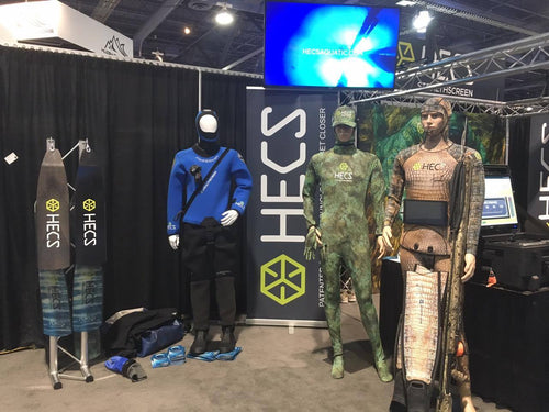StealthScreen wetsuits  spearfishing