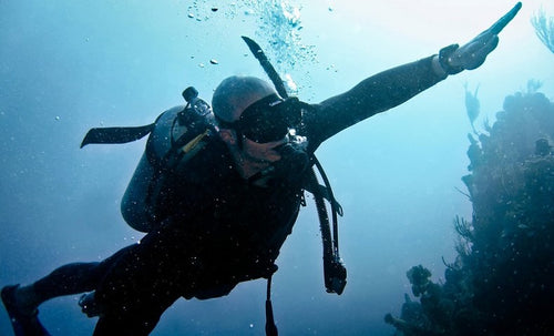 tips to become a great diver