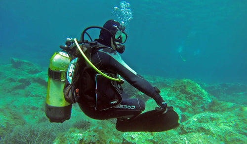 diving weights and buoyancy