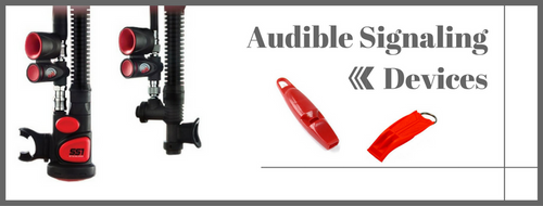 audible signaling devices
