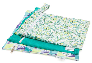 Large Minky Wet-bags - Mixed