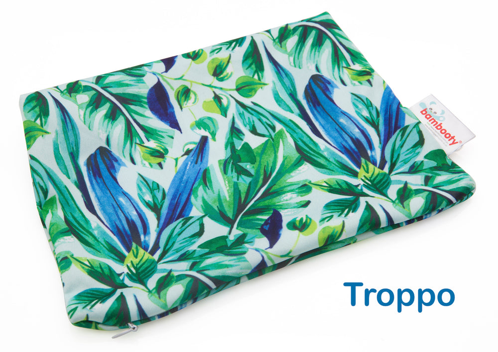Troppo - Single Nappy - Small - Wet-bag by Bambooty