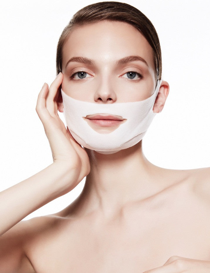 CHIN & CHEEK LIFTING MASK - 5 MASKS - MAGICSTRIPES
